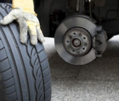Tyre Rotation & Alignment