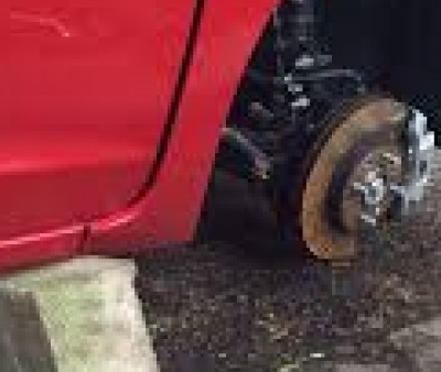 Wheel And Tyre Theft